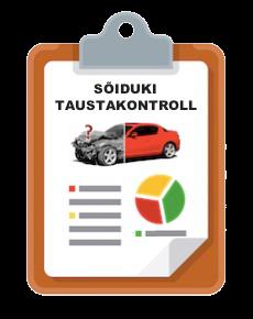 Soorita sõiduki taustakontroll vin koodi järgi, et tuvastada õnnetusi ja läbisõidu ajalugu. Ära riski! Sooritakontrollenne sõiduki ostmist.